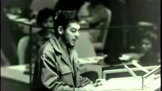 Che Guevara en la ONU. Discurso Marxista Leninista .