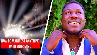 How to Manifest Whatever You Want Into Existence (Law of Attraction!) Powerful!