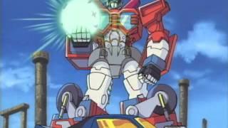 Car Robots 32 The Final Key? Farewell T-AI