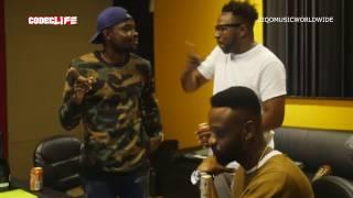 Ziqo ft LayLizzy - Rodada (Studio flow)