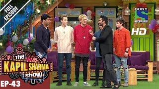 The Kapil Sharma Show-Episode 43–दी कपिल शर्मा शो–Shekhar & Vamps in Kapil Show–17th September 2016