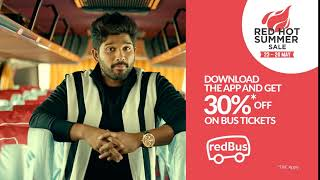 Red Bus Summer Sale 5 sec May 2018 HD