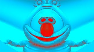 RED & BLUE & FISHEYE & MIRROR Gummibär REQUEST VIDOE Czech HD Gummy Bear Song