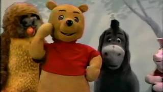 Welcome To Pooh Corner ENTIRE Episode Pooh Learns To Remember