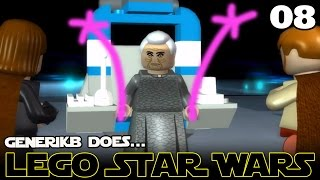LEGO STAR WARS The Complete Saga Ep 08 -
