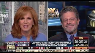 FDD President Clifford D. May on Fox Business discussing today