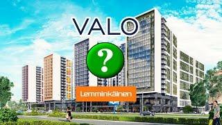 Апарт-отель VALO напротив Бухарестской