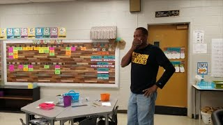 Deaf Custodian Brought to Tears as Tennessee Students Sign