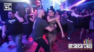 Abdé & Ella Jauk - social dancing @ LeSalsa'Club Party