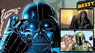 What Darth Vader Did After the Death Star was Destroyed | FULL ComicMovie