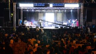 Krish's performance Markham fairground 30-6-2013 over 30000 peoples