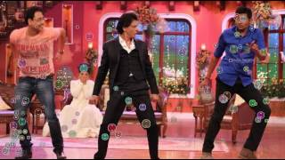 Shahrukh Khan In Comedy Nights Bachao