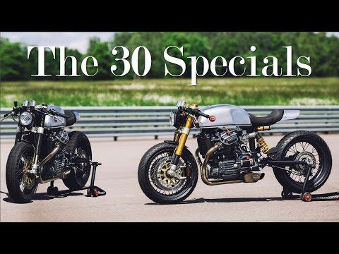 Cafe Racer 2015 Top 30 Best Motorcycles