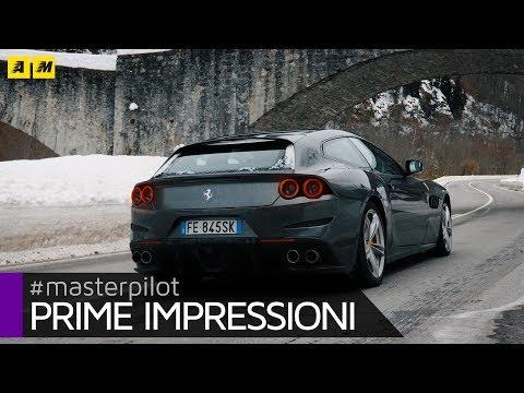 Ferrari GTC4Lusso V12 690 CV anche Enzo la adorerebbe ENGLISH SUB
