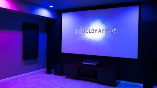 Dolby Atmos 4K Home Theater Tour