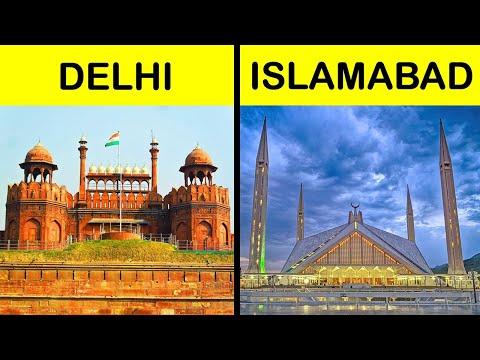 Xxx Mp4 Delhi Vs Islamabad Full City Comparison UNBIASED 2018 Islamabad Vs Delhi 3gp Sex