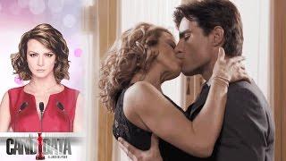 Regina y Gerardo no pueden resistir sus sentimientos | La Candidata - Televisa