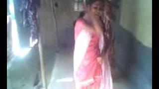bangladeshi village girl very hot dance at home