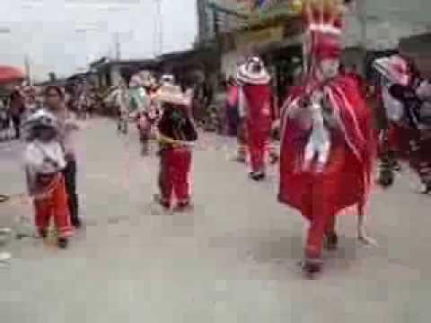 Santiagos de Chocaman Danza del Barrio San Juan