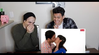 The Cringiest Kiss Ever | Reaction with Alex