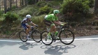 Giro d'Italia 2016 этап tappa stage 18 Pramartino climb