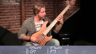 Hadrien Feraud - Bass Masterclass