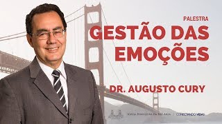 Dr. Augusto Cury | Palestra Gestão das Emoções na IBBA