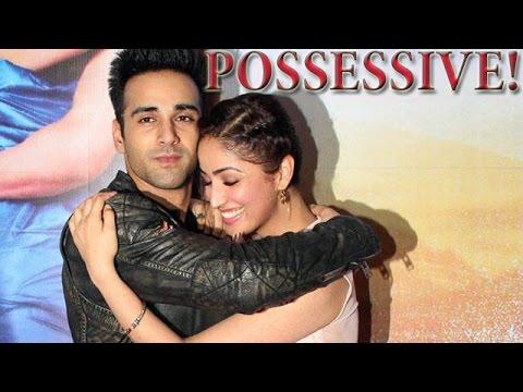 Pulkit Samrat Too Possessive About Yami Gautam | Bollywood Gossip