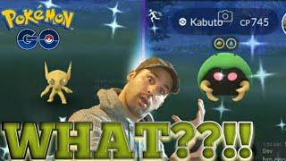 OMG!! 3 SHINY POKEMON IN ONE NIGHT + EVOLVE + NEW RAID BOSSES - POKEMON GO