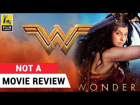 Xxx Mp4 Wonder Woman Not A Movie Review Sucharita Tyagi 3gp Sex