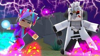 Minecraft: SARUTO - SARUTO LUTOU CONTRA O KAWAKI #54