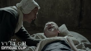 The Witch | Caleb Possession | Official  Clip HD | A24
