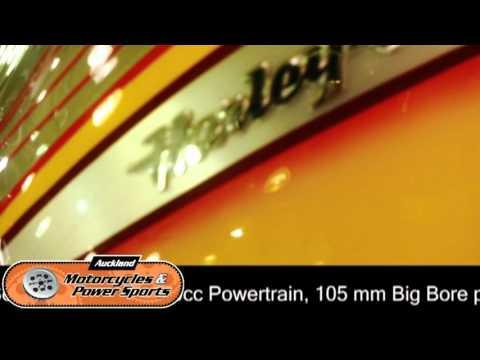 Harley-Davidson 2006 Screamin' Eagle VRSCSE2 CVO V-Rod at amps.co.nz