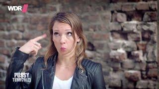 Wie blöd du bist - Carolin Kebekus  Musikparodie (Pussyterror TV)