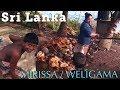 Sri Lankan People and Food Are The Best | Mirissa/Weligama, Sri Lanka Pt1