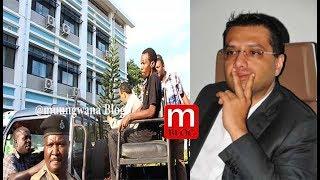 Yusuph Manji asomewa Mashtaka Kitandani Muhimbili , wakili wake afunguka leo Tar 5 July