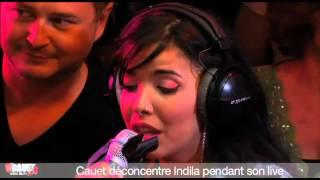 Cauet déconcentre Indila pendant son live - C'Cauet sur NRJ