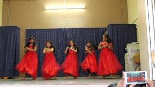 Yesuvin Omana  dance