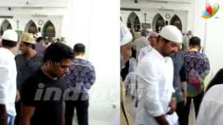 Yuvan Shankar Raja and Actor Jai spotted attending friday prayers at the mosque | Cinema News