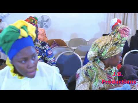 MOTHER NIKKA THANKSGIVING SERVICE PART ONE