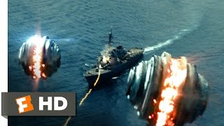 Battleship (9/10) Movie CLIP - Shredding the John Paul Jones (2012) HD