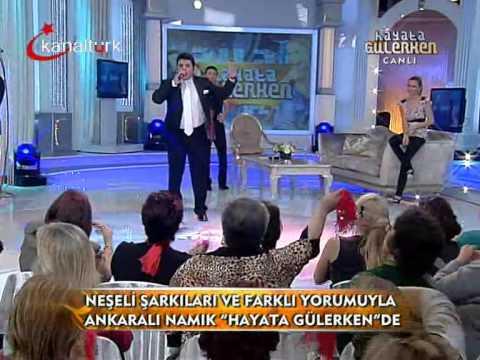 Ankaralı Namık Akkuş un Gürgenleri Hayata Gülerken 23.02.2011