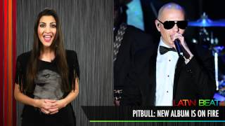 Pitbull: New Album Is On Fire