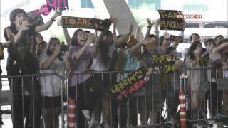 12.07.09 T-ara - & Thai Queen's in Bangkok