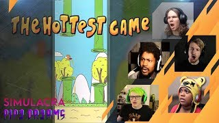 Gamers Reactions to the INTRO | SIMULACRA: Pipe Dreams