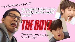 the boyz moments I have to watch on daily basis for medical reasons