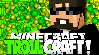 Minecraft: TROLL CRAFT |  THE EXPERIENCE TROLL?! [35]
