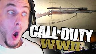 Reacting to Call of Duty WWII...
