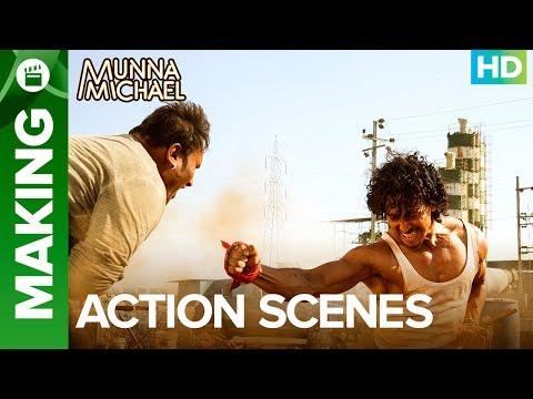 Xxx Mp4 Munna Michael Action Scenes Making Tiger Shroff Nidhhi Agerwal 3gp Sex