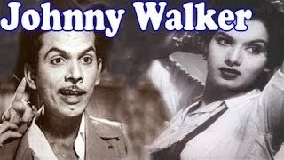 Johnny Walker || 1957 Full Hindi Movie || Comedy Movie
